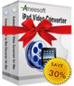 Aneesoft iPad Converter Suite pour Mac