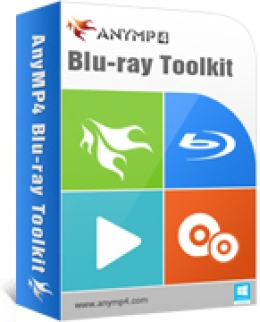 AnyMP4 Blu-ray Toolkit 20% Coupon Code