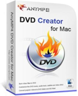 AnyMP4 DVD Creator for Mac