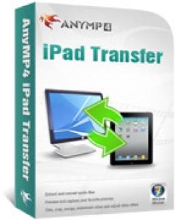 AnyMP4 Transferencia de iPad