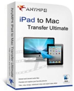 AnyMP4 iPad zu Mac Transfer Ultimative