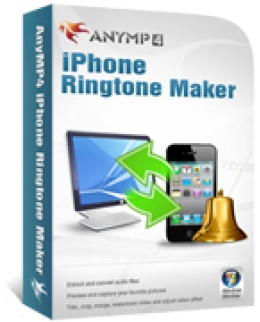 AnyMP4 iPhone Ringtone Maker