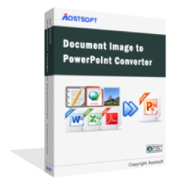 Aostsoft Document Image to PowerPoint Converter Pro