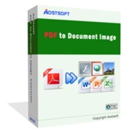 Aostsoft PDF a Document Image Converter Pro