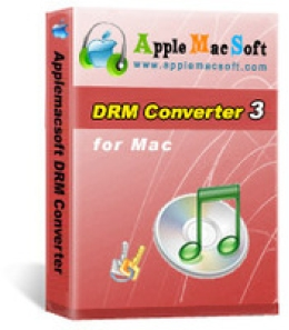 AppleMacSoft DRM Converter for Mac
