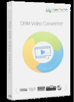 AppleMacSoft DRM Video Converter for Mac
