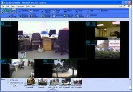 Argus Surveillance DVR (4 cameras)