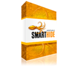 Arovax SmartHide 3-Monat Weltweites Abonnement