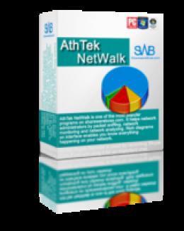 15% OFF AthTek NetWalk Enterprise Edition Promotion