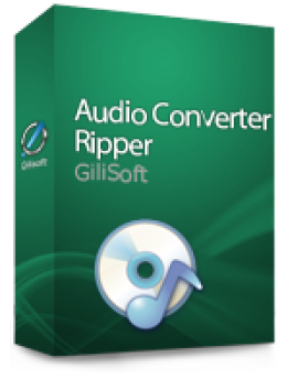 Audio Converter Ripper  - 1 PC / 1 Year free update