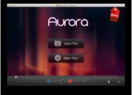 Aurora Blu-ray Media Player (Lifetime)
