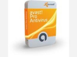 Avast Pro Antivirus 3 PC
