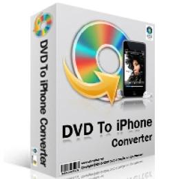 Aviosoft DVD to iPhone Converter