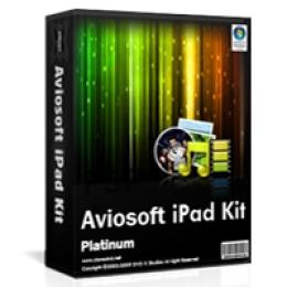 15% OFF Aviosoft iPad Kit Platinum Special Promo Code
