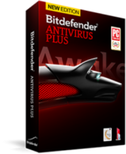 (BD)Bitdefender Antivirus Plus 2014 5-PC 1-Year
