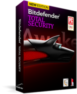 (BD)Bitdefender Total Security 2014 10-PC 3-Years