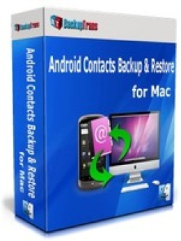 Backuptrans Android Contacts Backup & Restore for Mac (Personal Edition)