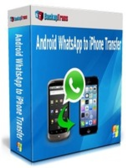Backuptrans Android WhatsApp iPhone Transfer (Personal Edition)