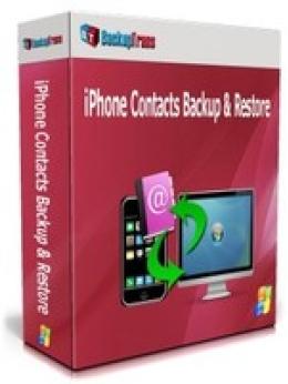 Backuptrans iPhone Kontakte Backup & Restore (Family Edition)
