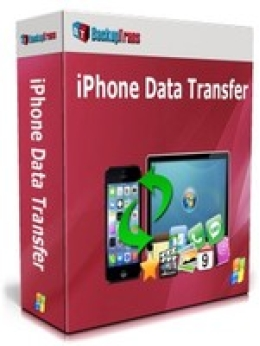 Backuptrans iPhone Transferencia de Datos (Family Edition)