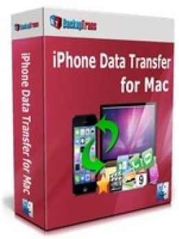 Backuptrans iPhone Data Transfer for Mac (Family Edition)