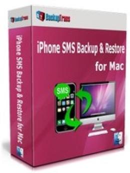 Backuptrans iPhone SMS Backup & Restore für Mac (Family Edition)