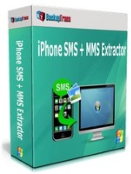 Backuptrans iPhone SMS + MMS Extractor (Family Edition)