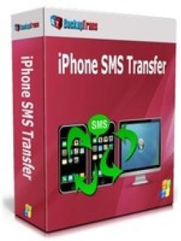 Backuptrans iPhone SMS Transfer (persoonlijke editie)