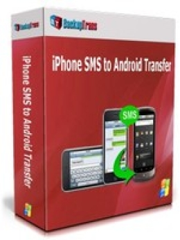 Backuptrans iPhone SMS to Android Transfer (Family Edition)