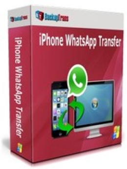 Backuptrans iPhone WhatsApp Transfer (Business Edition)