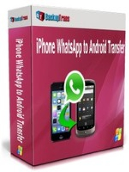 Backuptrans iPhone WhatsApp to Android Transfer(Personal Edition)
