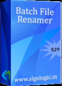 Batch File Renamer (5 Years License)
