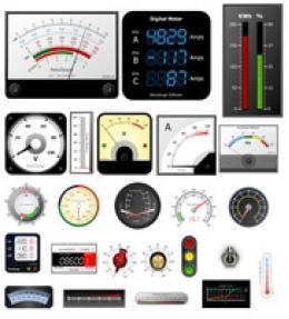 BeauGauge Instrumentation Suite Pro 6.x (3 Entwickler-Lizenz)