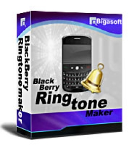 Bigasoft BlackBerry着メロメーカー