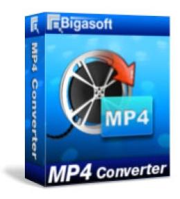 Bigasoft MP4コンバータ