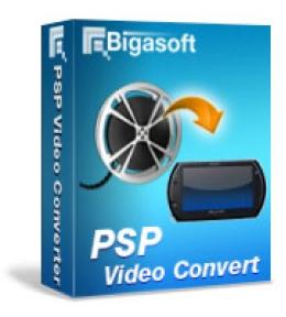 Bigasoft PSPビデオコンバータ