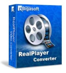 Bigasoft Realplayer Converter