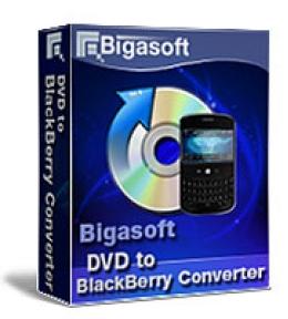 Bigasoft VOB to Blackberry Converter für Windows