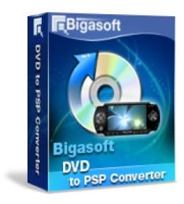 Bigasoft VOBをWindows用のPSPコンバータに変換する