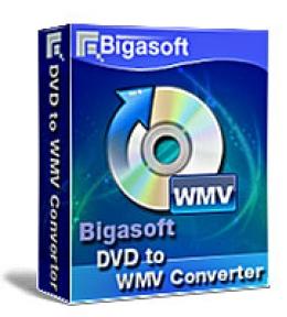 Windows用のBigasoft VOBからWMVへの変換