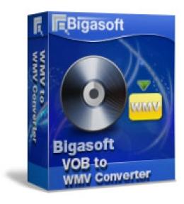 Bigasoft VOBからWMVへの変換