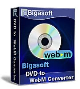 Bigasoft VOB to WebM Converter for Windows