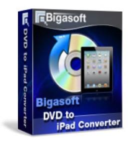 Bigasoft VOB to iPad Converter for Windows