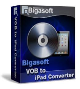 Convertitore VOB to iPad di Bigasoft