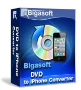 Bigasoft VOBをiPhone用のWindows用コンバータ