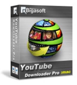 Bigasoft Video Downloader Pro per Mac OS