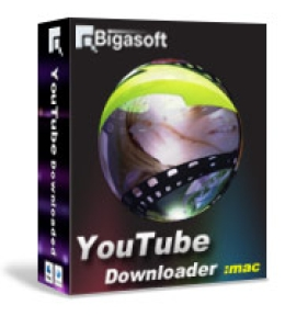 Mac OS用Bigasoftビデオダウンローダ