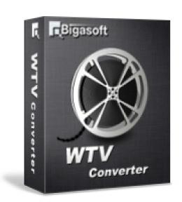 Bigasoft WTVコンバータ