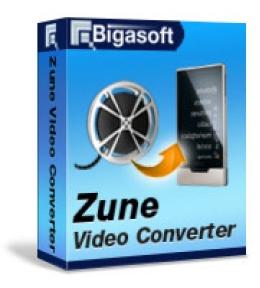 Bigasoft Zune Video Converter