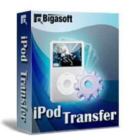 Bigasoft iPod転送